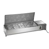 Arctic Air Refrigerated Counter-Top Prep Unit