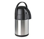 Focus Foodservice Airpot, 2.5L, Stainless Steel Interior