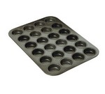 Focus Foodservice Mini Muffin Pan, holds 24