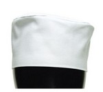 Chef Revival Chef's Pill Box Hat, reg., white