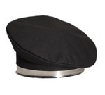 Chef Revival Chef's Beret, fits all, black