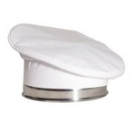 Chef Revival Chef's Beret, fits all, white
