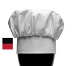 "Chef Revival Chef's Hat, 13"" tall, black"
