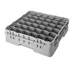 Cambro Glass Rack, w/extender, soft gray