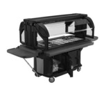 Cambro Serving Buffet. Cold, 5', Black