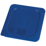 Carlisle 1/6 Size Sealing Cover, Blue