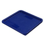 Carlisle 12/18/22 qt Food Container Cover, Blue