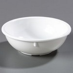 Carlisle Nappie Bowl, 14 oz., White