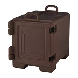 Cambro Pancarrier®, Insulated, 36 qt., dark brown