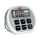 Cooper-Atkins Digital Timer/Clock/Stopwatch, 24-hour
