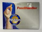 Food Handler Elbow Length Poly Gloves (box of 100)