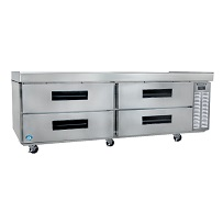 Hoshizaki Refrigerated Equipment Stand, 2-Section, 72""