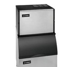 Ice-O-Matic Ice Maker, Half Cube, 499lb/24hrs