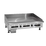 Imperial Griddle, Gas, Countertop, 24""