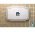 Koala Kare Products Baby Changing Station, white granite
