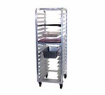 "Kelmax Pan Rack, mobile, 65""H, universal runners"
