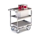 "Lakeside Utility Cart, 27"" x 18"", 3-Shelf"