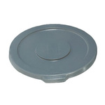 Rubbermaid BRUTE® Container Lid, Gray