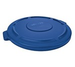 Rubbermaid BRUTE® Container Lid, for 32 gal., Blue