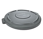Rubbermaid BRUTE® Container Lid, for 32 gal., Gray