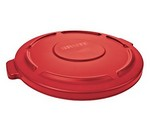 Rubbermaid BRUTE® Container Lid, for 32 gal., Red