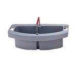 Rubbermaid Maid Caddy, Gray