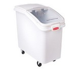 Rubbermaid Ingredient Bin, 3.5 cu. ft., mobile