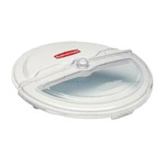 Rubbermaid Sliding Container Lid w/ Scoop