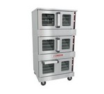 Southbend Convection Oven, TruVection, Triple Deck, Gas