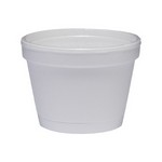 Dart® Food Containers, 4 oz. (1000 per case)