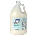 Liquid Dial® Antimicrobial Soap with Moisturizers and Vitamin E (1 gal.)