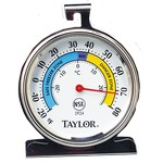 Taylor Precision Thermometer, Dial, Refrigerator / Freezer