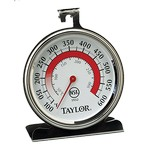 Taylor Precision Thermometer, Dial, Oven