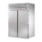 True Heated Cabinet, Roll-thru, 2-Section