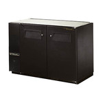 True Back Bar Cooler, 2-Section