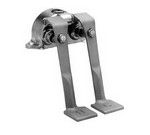 T&S Brass Double Pedal Valve, ledge mounted