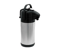 Airpot, 3 Liter, Stainless Steel