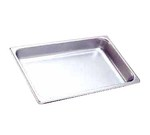 "Steam Table Pan, Full Size, 2.5"" Deep, Anti-Jamming"