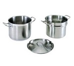 Update Double Boiler, 8 Quart, Induction, S/S