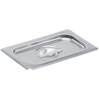 Vollrath Pan Cover, Stainless, 1/9 size