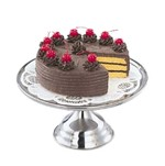 "Vollrath Cake Stand, 13"" diam., 7-3/8"" high"