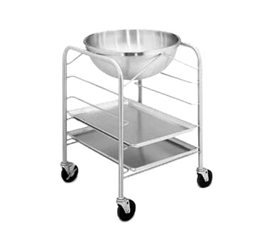 Mixing Bowl Stand ONLY, 30 qt. w/ Tray Slides