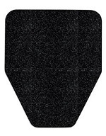 WizKid Urinal Mat, Original, Black